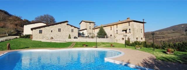 Rustico / Casale in vendita a Umbertide, 9999 locali, prezzo € 2.150.000 | CambioCasa.it