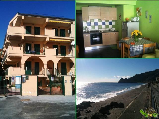 Appartamento in vendita a Sant'Alessio Siculo, 2 locali, prezzo € 100.000 | CambioCasa.it