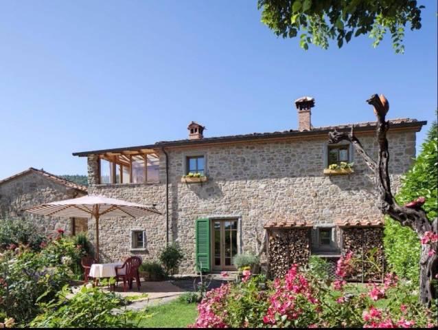 Rustico / Casale in vendita a Anghiari, 9999 locali, prezzo € 425.000   CambioCasa.it