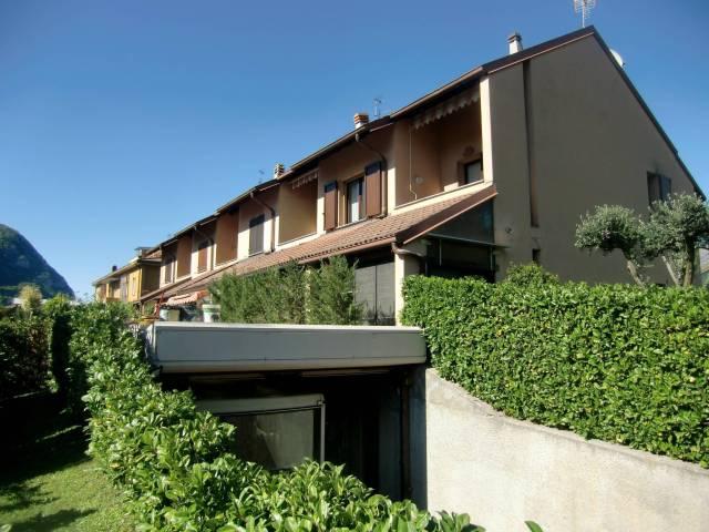 Villa a Schiera in vendita a Malgrate, 4 locali, Trattative riservate | CambioCasa.it