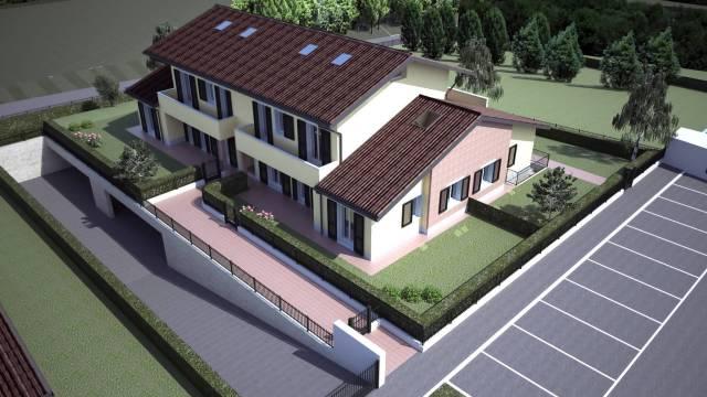 Appartamento in vendita a Montevecchia, 3 locali, prezzo € 245.000 | CambioCasa.it