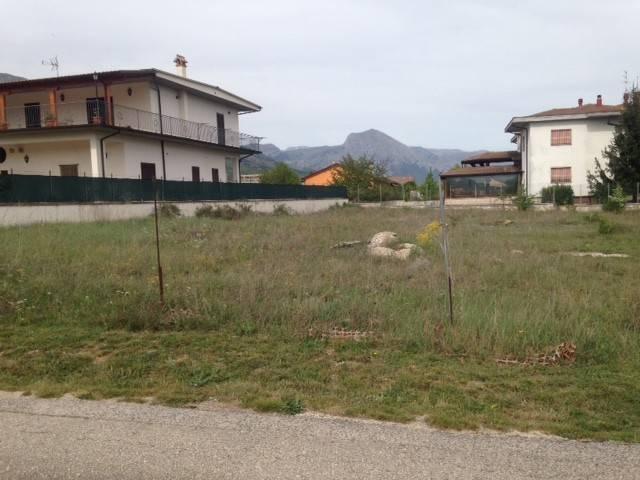Terreno Edificabile Residenziale in vendita a Avezzano, 9999 locali, prezzo € 96.000   CambioCasa.it