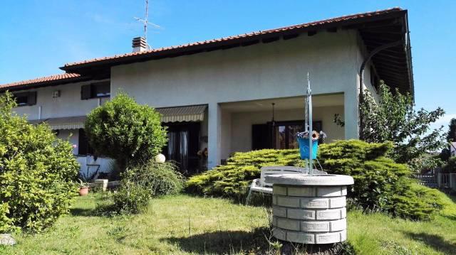 Villa in vendita a Ferno, 6 locali, prezzo € 350.000 | CambioCasa.it