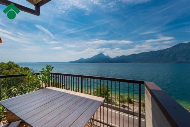 Appartamento in vendita a Brenzone, 2 locali, prezzo € 160.000 | CambioCasa.it