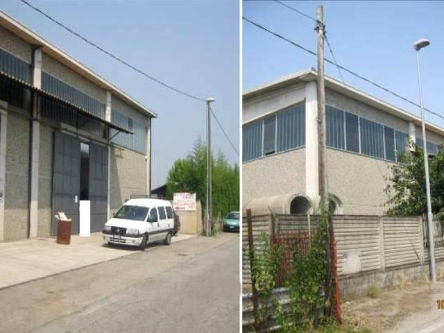 Capannone in vendita a Airasca, 6 locali, prezzo € 200.000 | CambioCasa.it