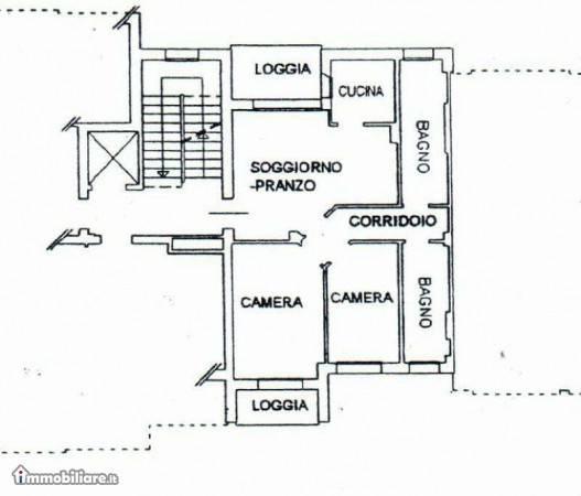 Appartamento in vendita a Casalecchio di Reno, 4 locali, prezzo € 225.000   CambioCasa.it