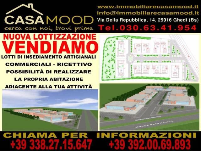 Terreno Edificabile Artigianale in vendita a Ghedi, 9999 locali, Trattative riservate   CambioCasa.it