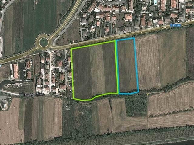 Terreno Edificabile Residenziale in Vendita a Chivasso