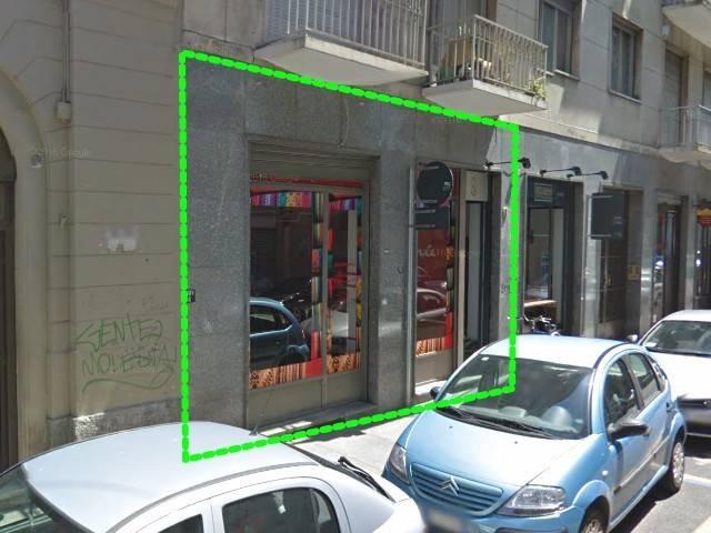 Negozio / Locale in vendita a Torino, 2 locali, zona Zona: 3 . San Salvario, Parco del Valentino, prezzo € 85.000 | CambioCasa.it