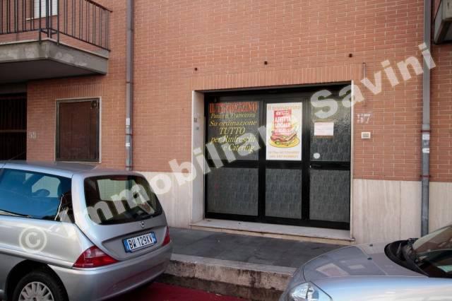 Negozio / Locale in affitto a Genzano di Roma, 1 locali, prezzo € 600 | CambioCasa.it