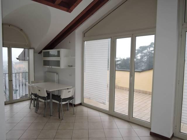Attico / Mansarda in vendita a Gussago, 2 locali, prezzo € 123.000 | CambioCasa.it