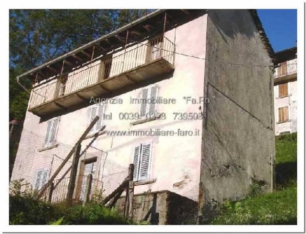 Soluzione Indipendente in vendita a Gurro, 6 locali, prezzo € 37.000 | CambioCasa.it