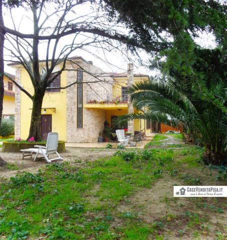 Villa in vendita a Vicopisano, 9999 locali, prezzo € 390.000 | CambioCasa.it