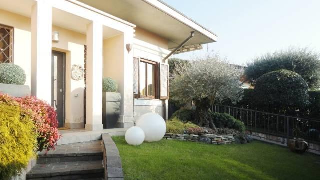 Villa in vendita a Cambiago, 3 locali, prezzo € 329.000 | CambioCasa.it