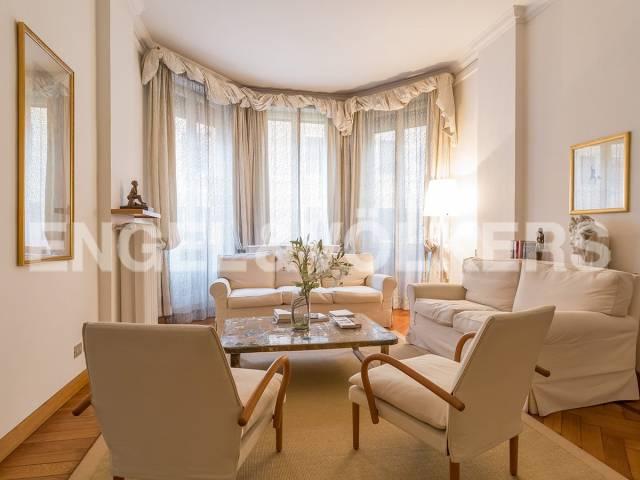 Appartamento in Vendita a Roma via angelo brunetti