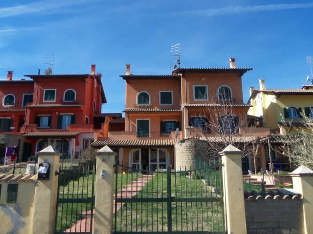 Villa a Schiera in Vendita a Campagnano di Roma