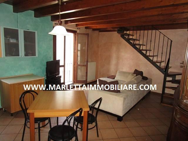 Appartamento in affitto a Sergnano, 3 locali, prezzo € 450 | CambioCasa.it