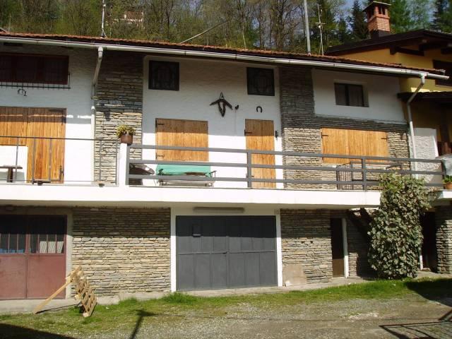 Villa a Schiera in Vendita a Bagnolo Piemonte