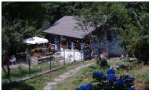 Rustico / Casale in vendita a Gurro, 3 locali, prezzo € 95.000   CambioCasa.it