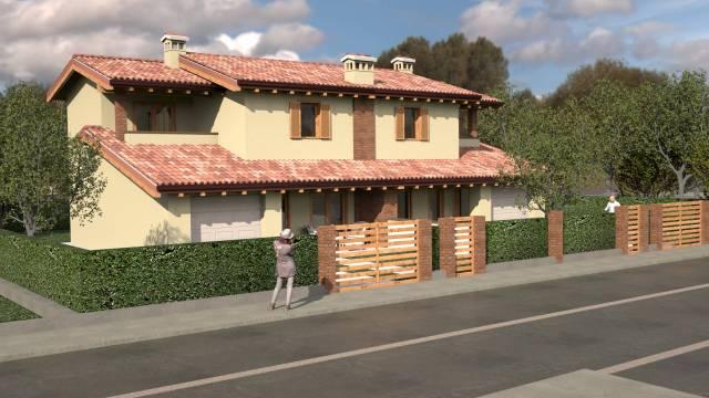 Villa in vendita a Goito, 5 locali, prezzo € 250.000 | CambioCasa.it