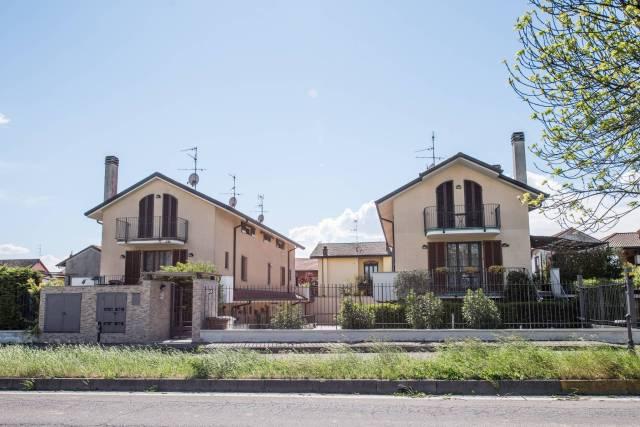 Villa a Schiera in vendita a Nerviano, 4 locali, prezzo € 239.000 | CambioCasa.it