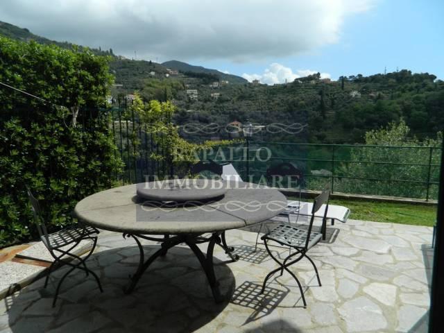 Villa in vendita a Zoagli, 5 locali, prezzo € 550.000 | CambioCasa.it
