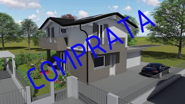 Villa in vendita a Cermenate, 4 locali, prezzo € 308.000 | CambioCasa.it