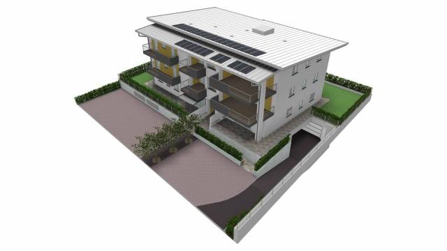 Palazzo / Stabile in vendita a Levico Terme, 3 locali, prezzo € 217.000 | CambioCasa.it