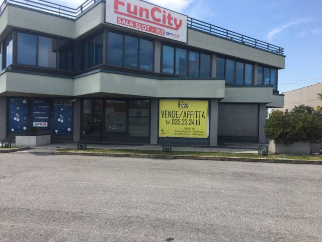 Negozio / Locale in vendita a Curno, 1 locali, prezzo € 550.000 | CambioCasa.it