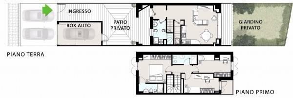 Appartamento in vendita a Corteolona, 4 locali, prezzo € 185.000 | CambioCasa.it