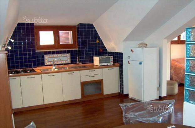 Attico / Mansarda in affitto a Frosinone, 1 locali, prezzo € 450 | CambioCasa.it