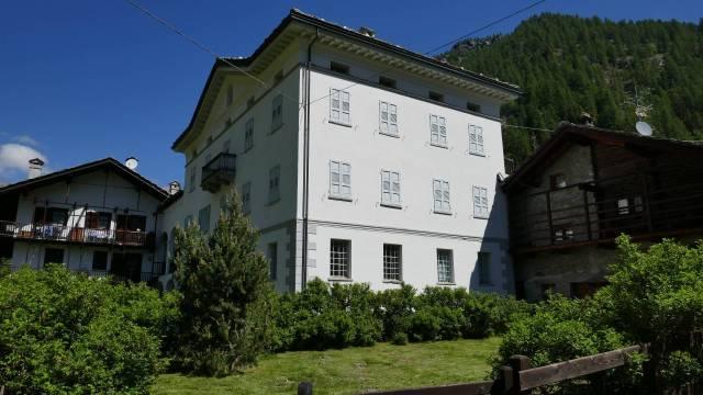 Appartamento in vendita a Gressoney-la-Trinitè, 2 locali, prezzo € 195.000   CambioCasa.it