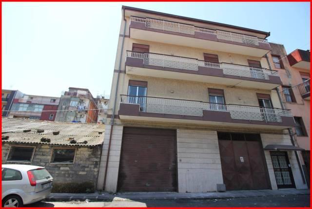 Appartamento in vendita a Misterbianco, 5 locali, prezzo € 135.000 | CambioCasa.it