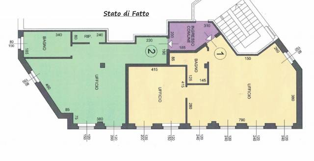 Appartamento in Vendita a Calco