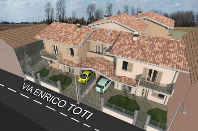 Villa in vendita a Leno, 5 locali, prezzo € 185.000 | CambioCasa.it