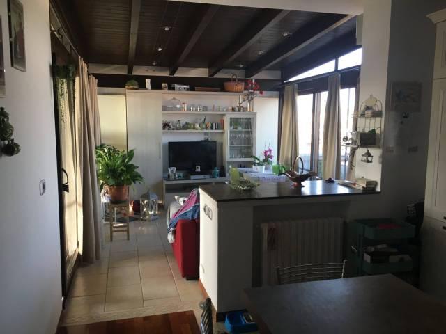 Attico / Mansarda in vendita a Bologna, 4 locali, zona Zona: 8 . San Ruffillo, Toscana, Trattative riservate | CambioCasa.it