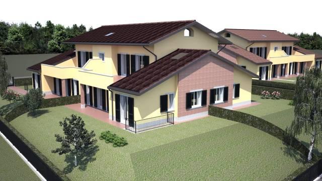 Appartamento in vendita a Montevecchia, 4 locali, prezzo € 320.000 | CambioCasa.it