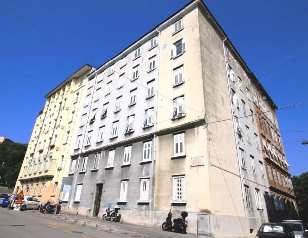 Appartamento in vendita a Trieste, 3 locali, prezzo € 125.000 | CambioCasa.it