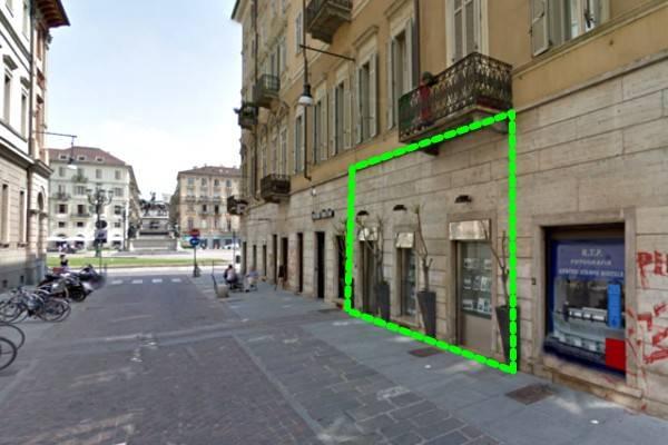 Negozio / Locale in vendita a Torino, 3 locali, zona Zona: 1 . Centro, Quadrilatero Romano, Repubblica, Giardini Reali, prezzo € 225.000 | CambioCasa.it