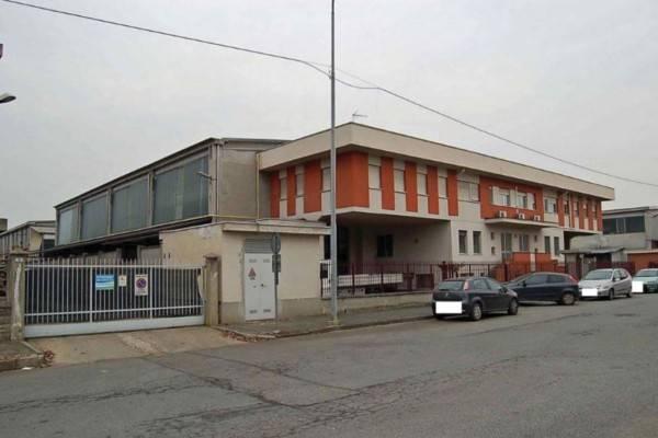 Capannone in vendita a Bruino, 1 locali, prezzo € 415.000 | CambioCasa.it