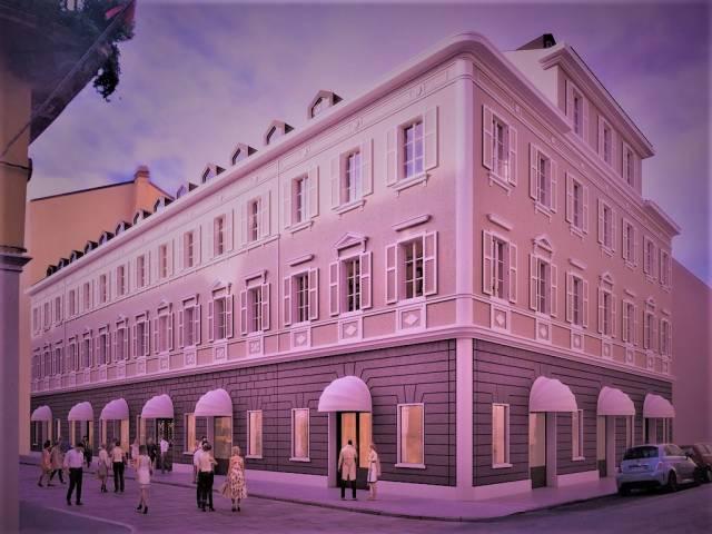 Attico / Mansarda in vendita a Trieste, 4 locali, prezzo € 422.000 | CambioCasa.it