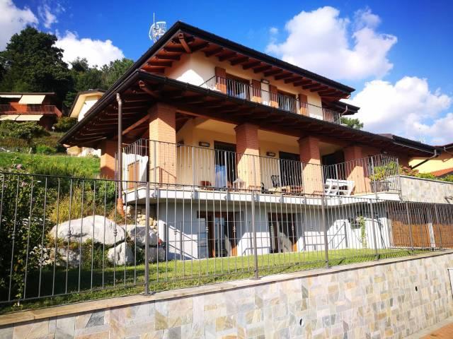 Villa in vendita a Comerio, 6 locali, prezzo € 830.000 | CambioCasa.it