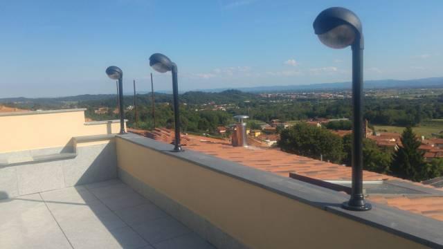 Attico / Mansarda in affitto a Orio Canavese, 3 locali, prezzo € 450 | CambioCasa.it
