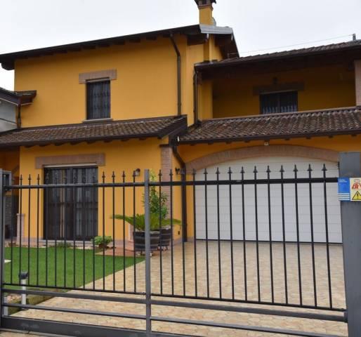 Villa a Schiera in vendita a Fombio, 4 locali, prezzo € 285.000 | CambioCasa.it