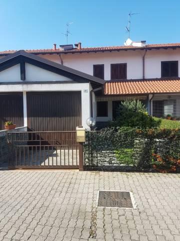 Villa a Schiera in Vendita a Bregnano