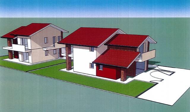 Villa in vendita a Cassano Magnago, 4 locali, prezzo € 360.000 | CambioCasa.it