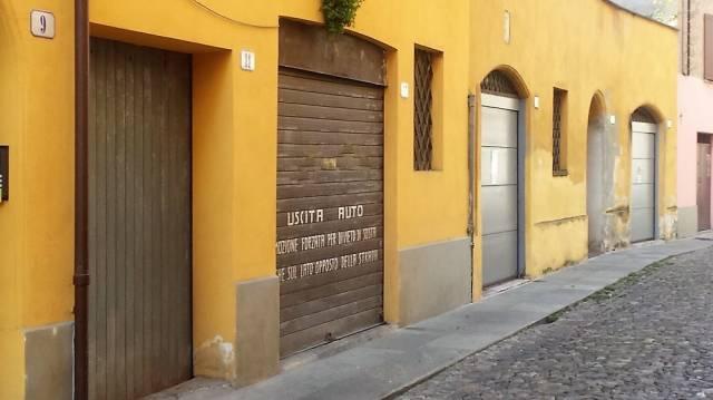 Magazzino in affitto a Modena, 1 locali, prezzo € 250 | CambioCasa.it
