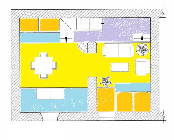 Appartamento in vendita a Fondi, 3 locali, prezzo € 47.000 | CambioCasa.it