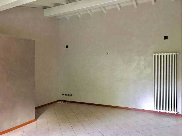 Villa a Schiera in affitto a Capriano del Colle, 3 locali, prezzo € 550 | CambioCasa.it