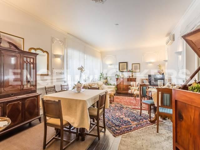 Appartamento in Vendita a Roma via trionfale